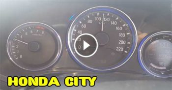 Honda City Otoban Son Hız Denemesi - REKOR KIRILDI !!! Honda City Top Speed in Highway - RECORD SPEED !!!