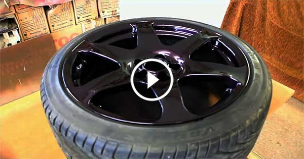 How do you paint the car rim? – Excellent Workmanship