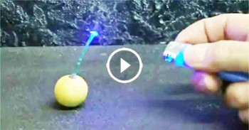 How to make laser lighter? Interesting Invention Laser Lighter
