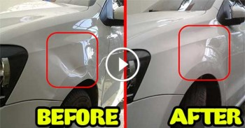How to make car dent correction? Best Practice Methods