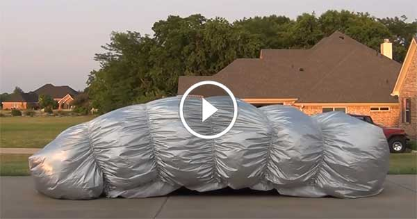 Guard Your Car from Precipitation Hail – AMAZING a PRODUCT