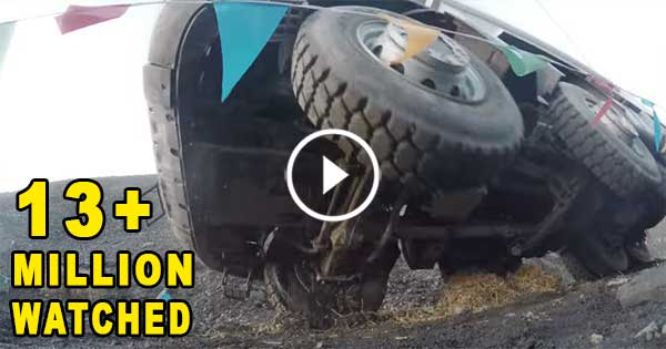 Volvo Truck Durability Test – WATCHED MILLIONS OF TIMES.